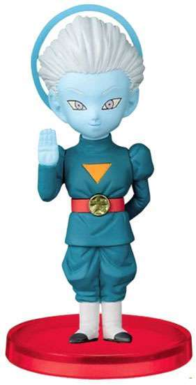 Dragon Ball Z WCF Vol. 7 Grand Priest 2.5-Inch Collectible Figure DB042