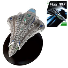 Star Trek Starships Voth City Ship Die-Cast Vehicle with Collector Magazine #70 - Toy Wars - Eaglemoss