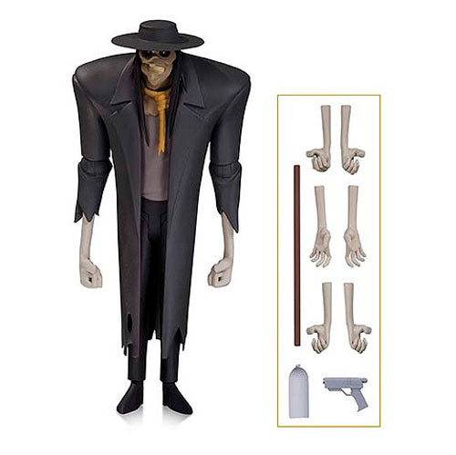 Batman The Animated Series New Batman Adventures Scarecrow Action Figure