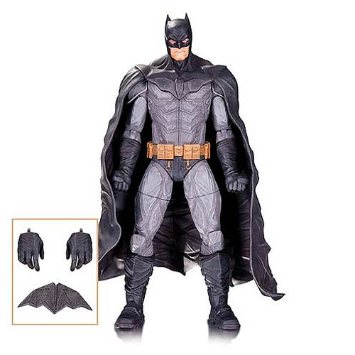 DC Comics Designer Series Batman by Lee Bermejo Action Figure - Toy Wars - DC Comics