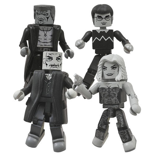 Sin City Minimates Series 2 Box Set