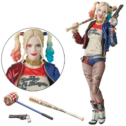 Suicide Squad Harley Quinn MAF EX Action Figure
