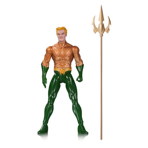 DC Comics Designer Series Aquaman by Greg Capullo Action Figure - Toy Wars - DC Comics