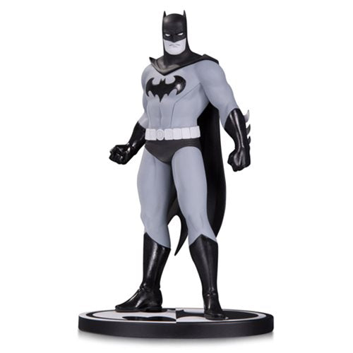 Batman Black and White Batman by Amanda Conner Statue