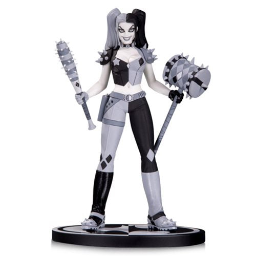 Preorder November 2017 Batman Black and White Harley Quinn by Amanda Conner Statue