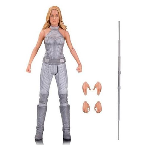 Preorder December 2017 DC's Legends of Tomorrow White Canary Action Figure