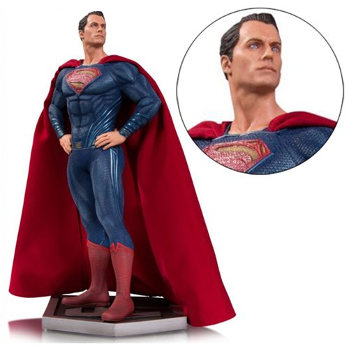 Preorder December 2017 Justice League Movie Superman Statue