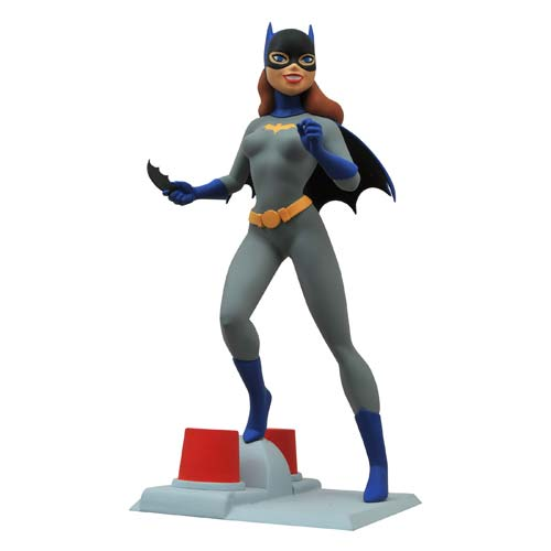 Batman The Animated Series Femme Fatales Batgirl Statue