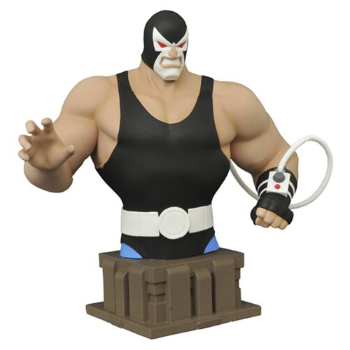 Batman: The Animated Series Bane Bust - Toy Wars - Diamond Select Toys