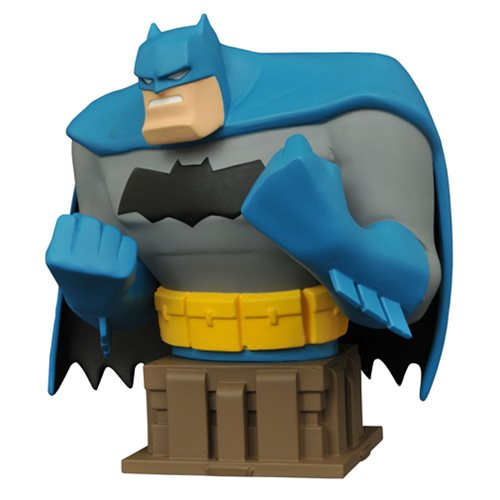 The New Batman Adventures Dark Knight Bust - Toy Wars - Diamond Select Toys