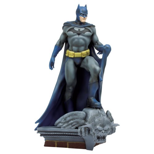 DC Superhero Best Of Special Mega Batman Figure with Collector Magazine #4