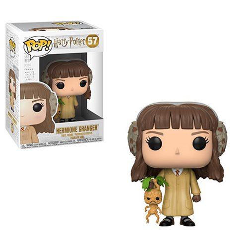 Harry Potter Hermoine Granger Herbology Pop! Vinyl Figure #57