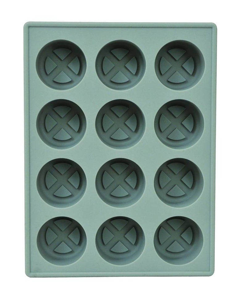 Marvel X Logo Silicone Ice Tray Silicon Mold