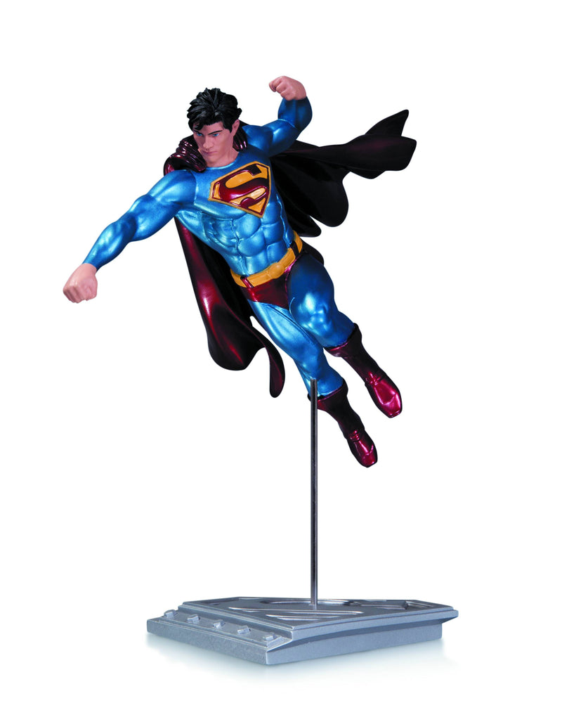 Superman the Man of Steel Statue By Shane Davis