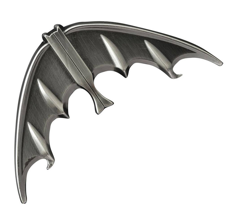 Batman 1966 Solid Metal Replica Batarang Bottle Opener