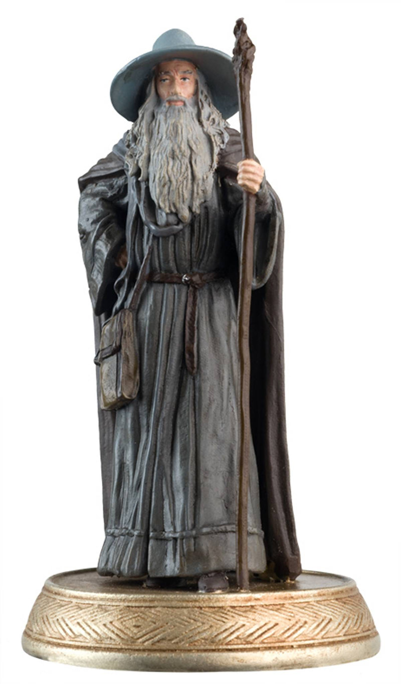 Hobbit Motion Picture Figure and Magazine #1 Gandalf the Grey