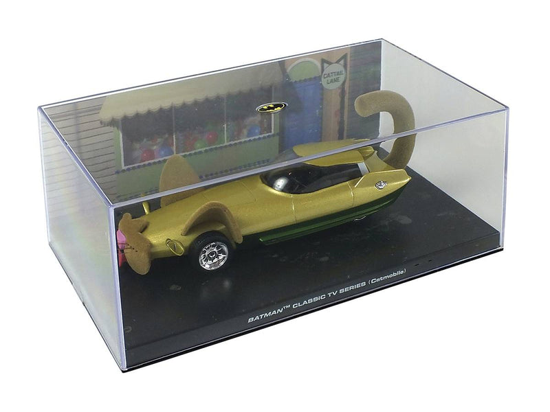 DC Batman Automobilia #79 Classic TV Catmobile
