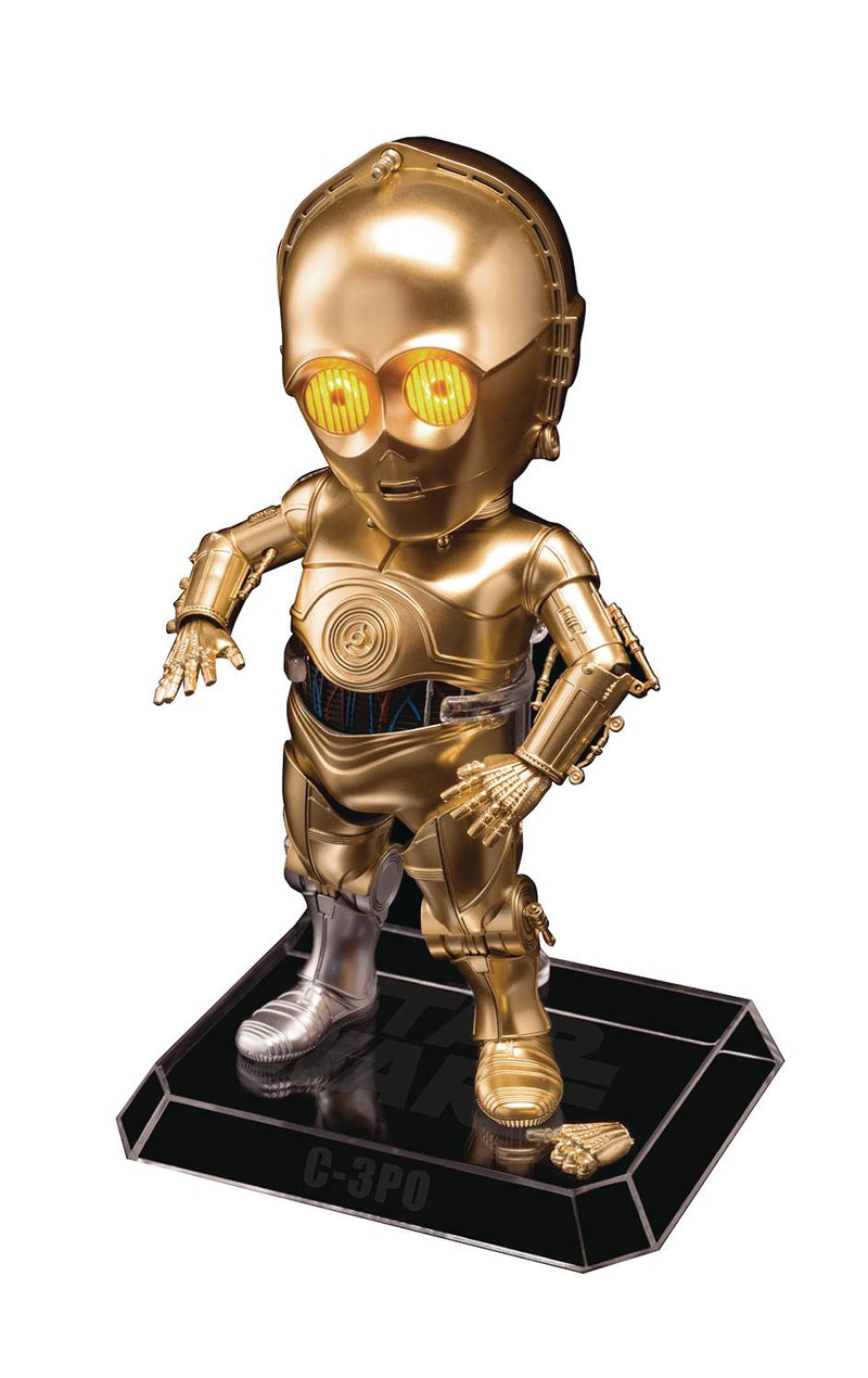 Star Wars C-3PO Egg Attack Figure