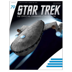 Star Trek Starships Harry Mudds Class J Ship Die-Cast Vehicle with Collector Magazine #79 - Toy Wars - Eaglemoss