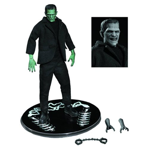 Universal Monsters Frankenstein Color Version One:12 Scale Collective Action Figure