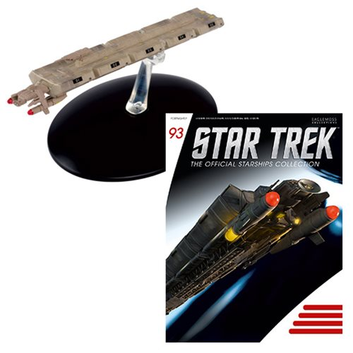 Star Trek Starships ECS Horizon Die-Cast Vehicle with Collector Magazine #93