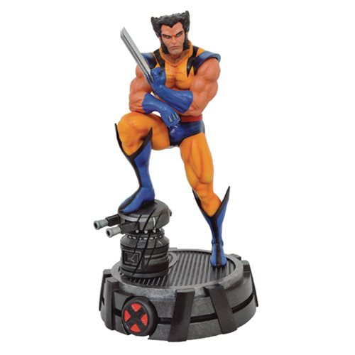 Marvel Premier Collection Wolverine Statue