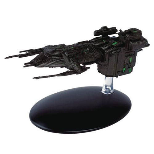 Preorder September 2017 Star Trek Starships Artic Explorer Die-Cast Vehicle with Collector Magazine #99