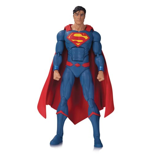 Preorder November 2017 DC Icons Rebirth Superman Action Figure