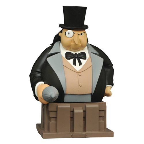 Preorder November 2017 Batman: The Animated Series Penguin Bust