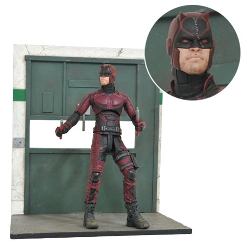 Preorder November 2017 Marvel Select Netflix Daredevil Action Figure