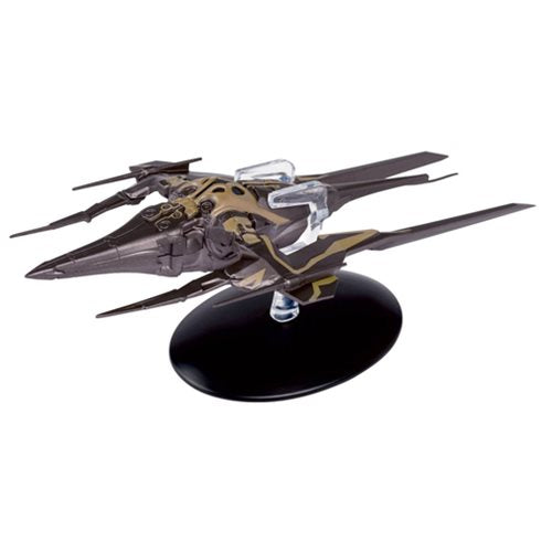 Star Trek Starships Special Swarm Ship Die-Cast with Collector Magazine #13