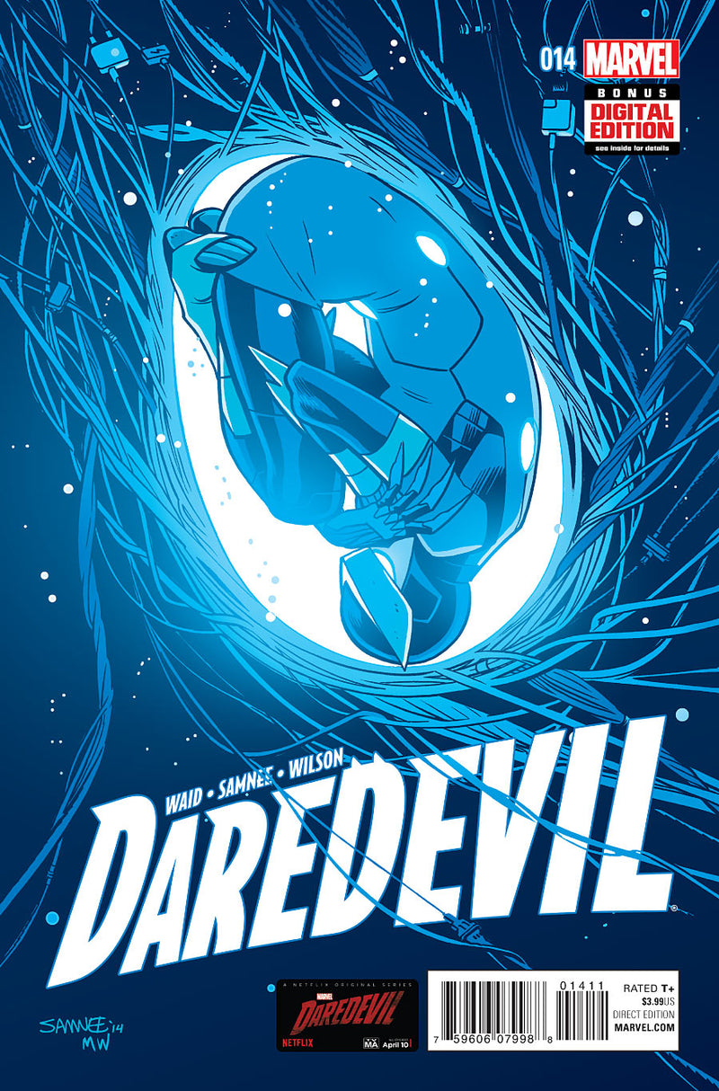 Daredevil #14 Comic Book