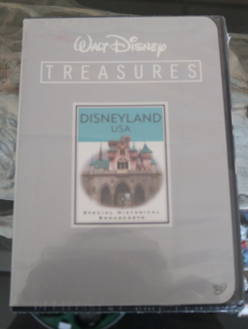 Walt Disney Treasures DVD Disneyland USA (1955)