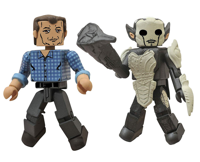 Thor 2 Dark World Selvig and Dark Elf Minimate Action Figures