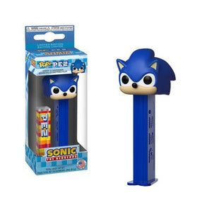 Preorder Sonic the Hedgehog Pop! Pez