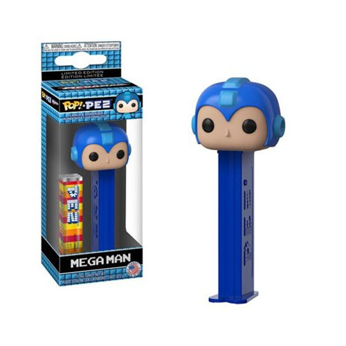 Preorder Mega Man Pop! Pez