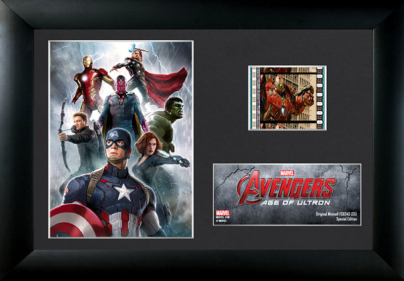 Avengers Age of Ultron (S5) Minicell Film Cell
