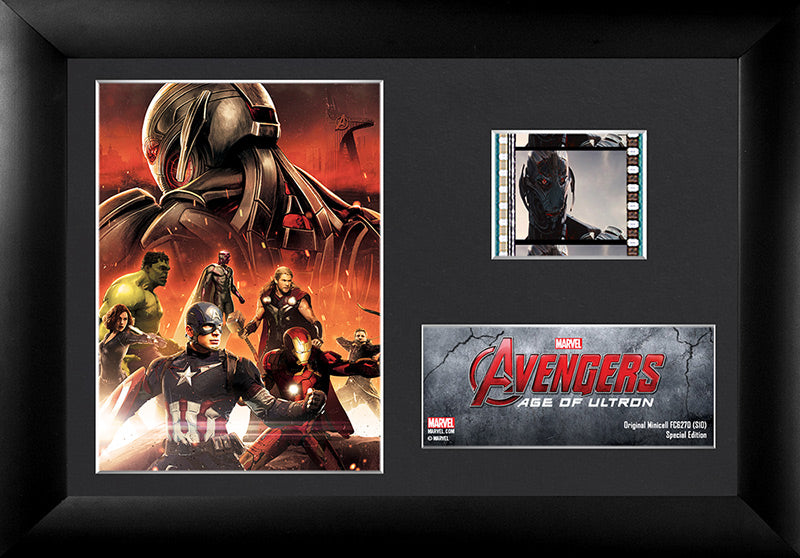 Avengers Age of Ultron (S10) Minicell Film Cell