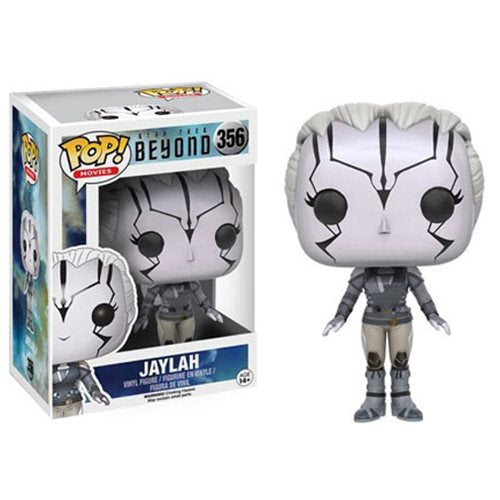 Star Trek Beyond Jaylah Sofia Boutella Pop! Vinyl Figure #356