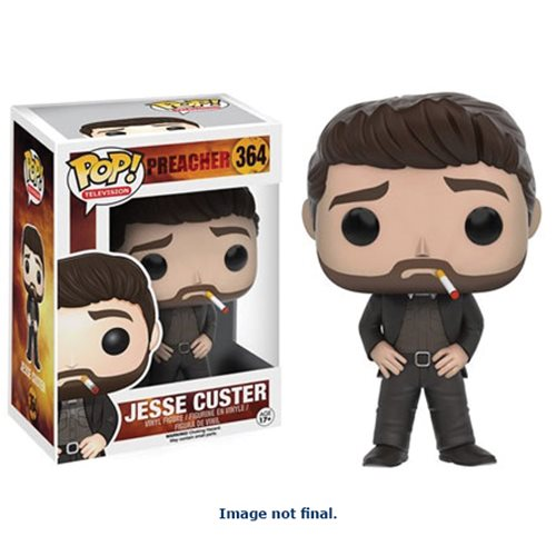 Preacher Jesse Custer Pop! Vinyl Figure