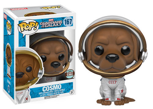 Specialty Store Exclusive Guardians of the Galaxy Cosmo Pop! Vinyl Figure