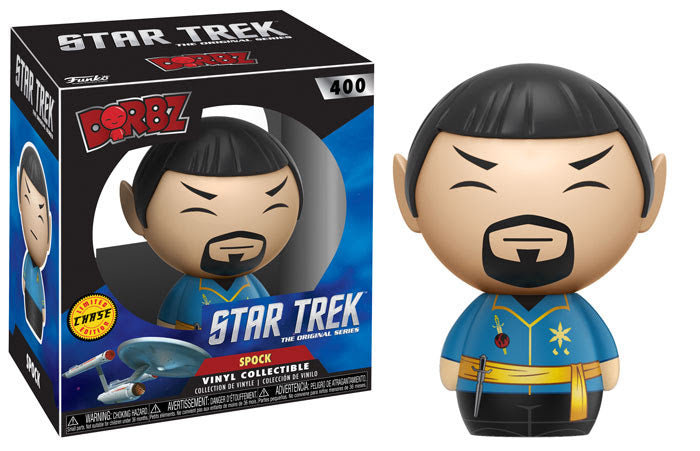 Star Trek: The Original Series Spock Chase Dorbz Vinyl Figure #400