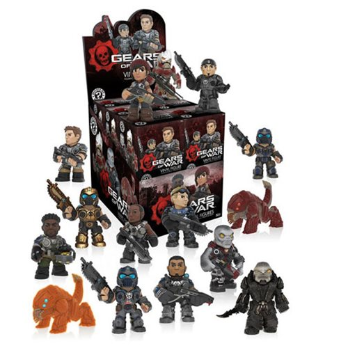Gears of War Series 1 Mystery Minis Mini-Figure (One Random Figure)