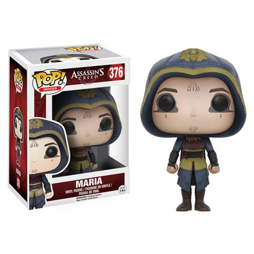 Assassin's Creed Movie Maria Pop! Vinyl Figure