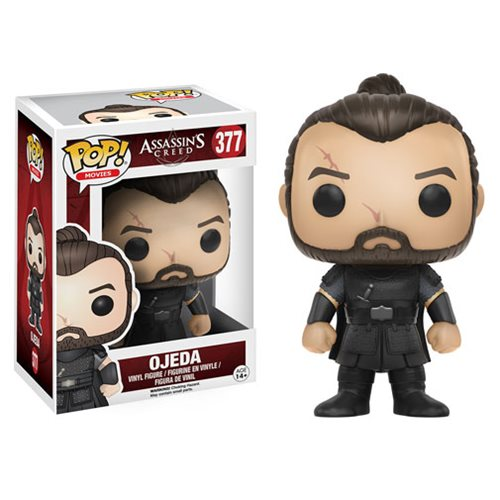Assassin S Creed Movie Ojeda Pop Vinyl Figure Toy Wars