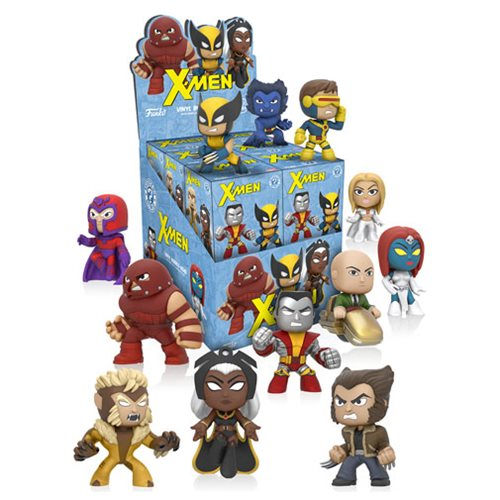 X-Men Mystery Mini Mini-Figure Series 1 Case of 12
