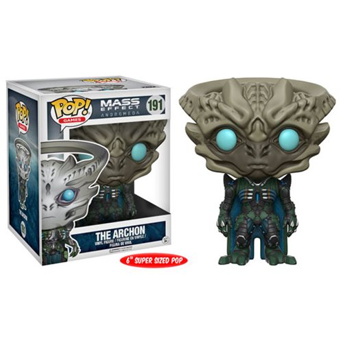 Preorder March 2017 Mass Effect: Andromeda Archon 6-Inch Pop! Vinyl Figure - Toy Wars - Funko