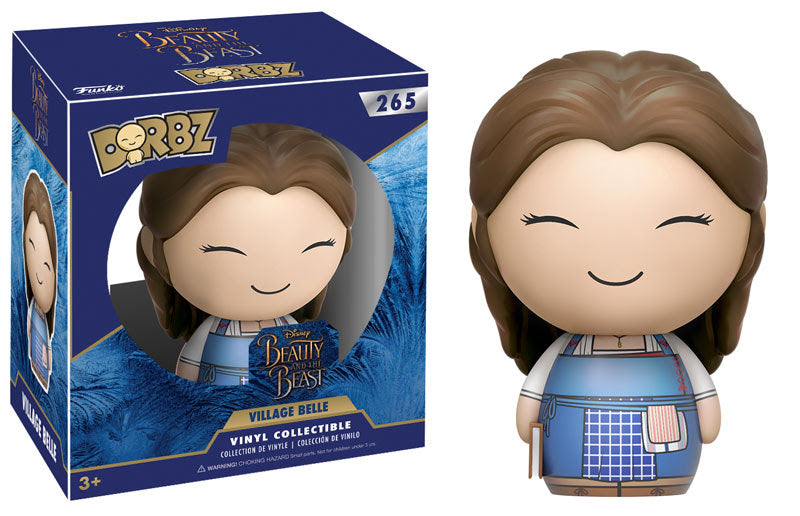 Preorder FEB 2017 Beauty and the Beast Live Action Village Belle Dorbz Vinyl Figure - Toy Wars - Funko