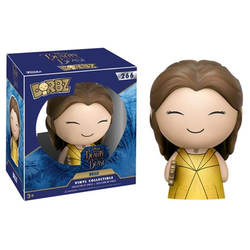 Beauty and the Beast Live Action Belle Gown Dorbz Vinyl Figure