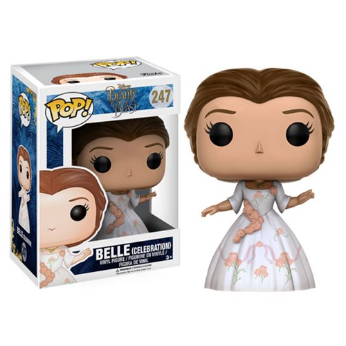 Beauty and the Beast Live Action Belle Celebration Outfit Pop! Vinyl Figure
